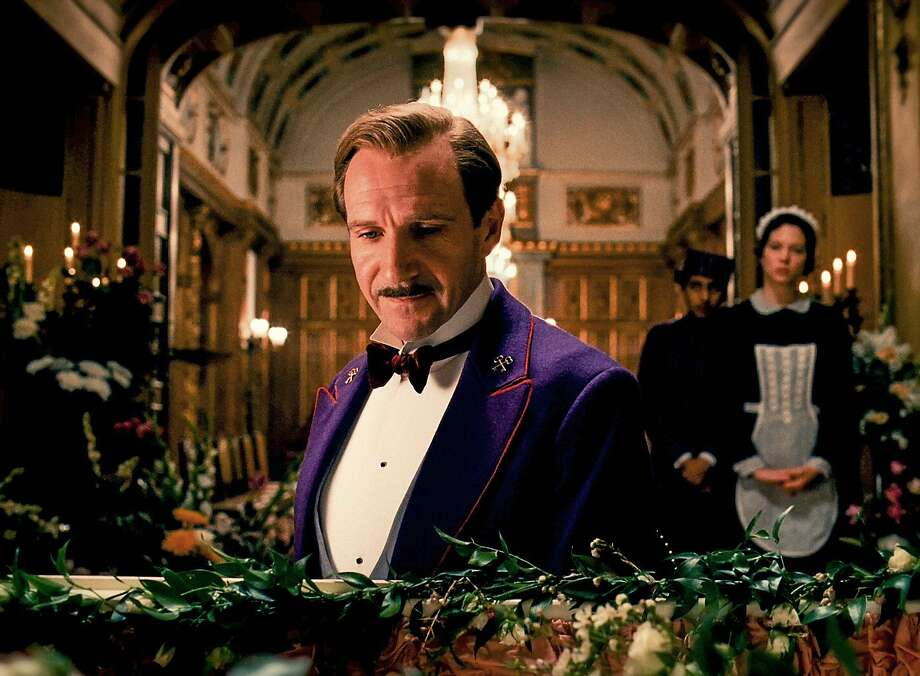 "Ralph Fiennes stars in Wes Anderson's ""The Grand Budapest Hotel,"" a movie steeped in atmosphere - and that includes the music. Photo: Fox Searchlight"