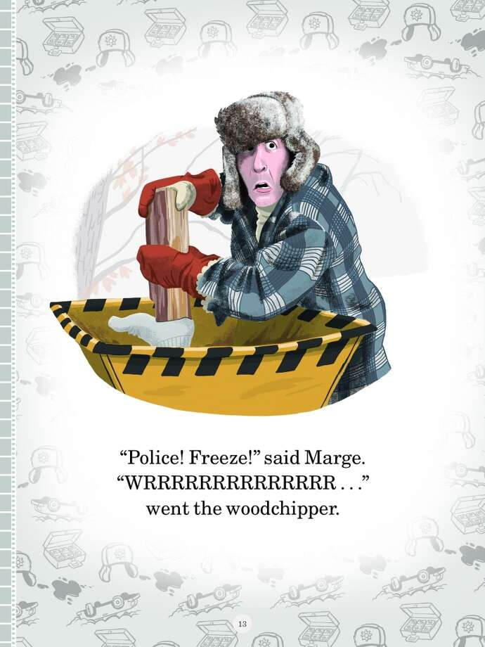 """Fargo"" (Movies R Fun! by Josh Cooley, published by Chronicle Books)"