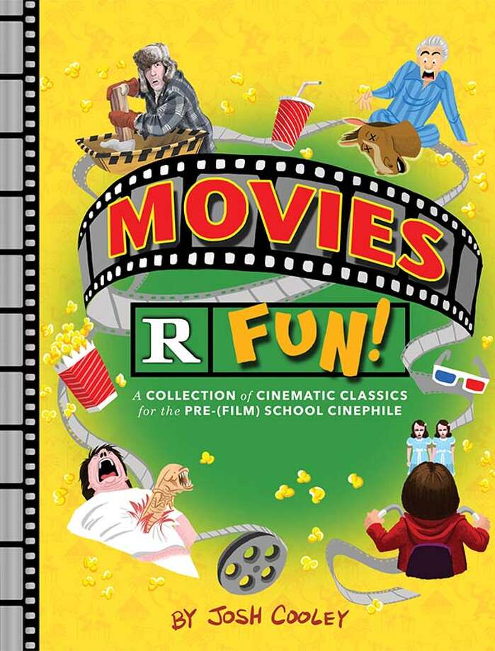 (Movies R Fun! by Josh Cooley, published by Chronicle Books)