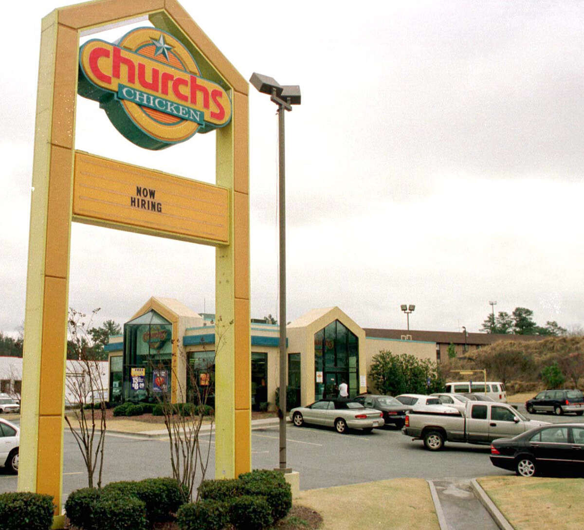 Church's Chicken now operates about 1,700 locations in 26 countries and is based in Sandy Springs, Ga. Many of the foreign locations are called Church's Texas Chicken.