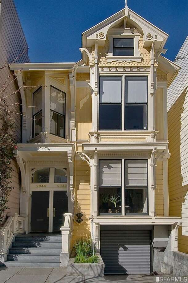 A traditional Yuppie might adore this iconic old SF facade. Photos: Nathan Piper, Circa Real Estate Group/MLS