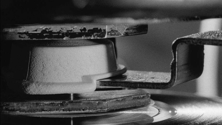 Surrounded - a German short about a vinyl pressing plant - screens during the Experimental Shorts block.