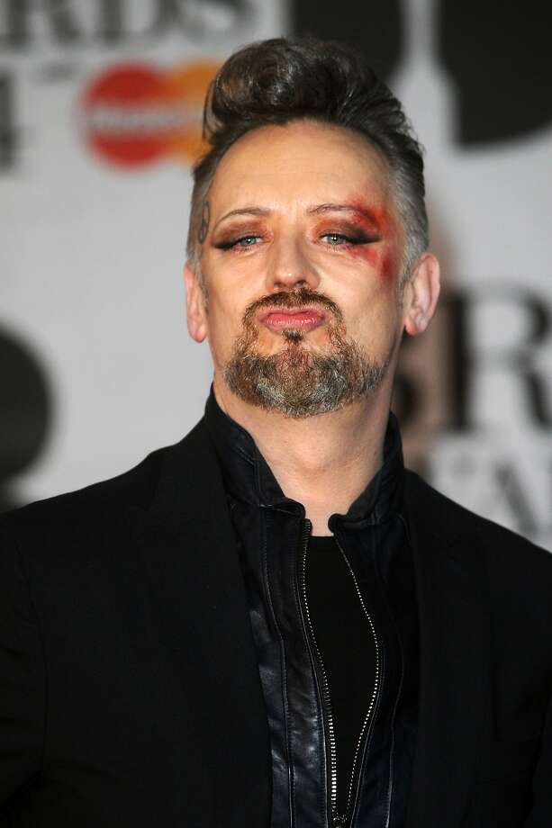 LONDON, ENGLAND - FEBRUARY 19:  Singer Boy George attends The BRIT Awards 2014 at 02 Arena on February 19, 2014 in London, England.  (Photo by Anthony Harvey/Getty Images) Photo: Anthony Harvey, Getty Images