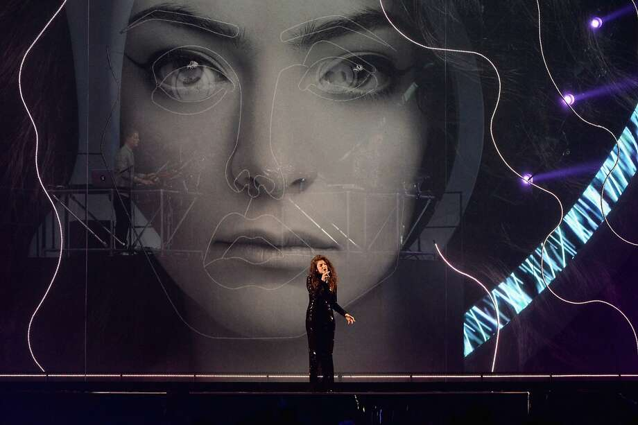 LONDON, ENGLAND - FEBRUARY 19:  Lorne performs at The BRIT Awards 2014 at 02 Arena on February 19, 2014 in London, England.  (Photo by Ian Gavan/Getty Images) Photo: Ian Gavan, Getty Images