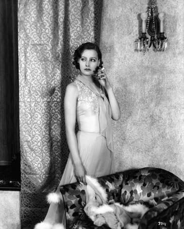 Greta Garbo in a scene from the film 'The Temptress', 1926. (Photo by Metro-Goldwyn-Mayer/Getty Images) Photo: Archive Photos, Getty Images / 2012 Getty Images