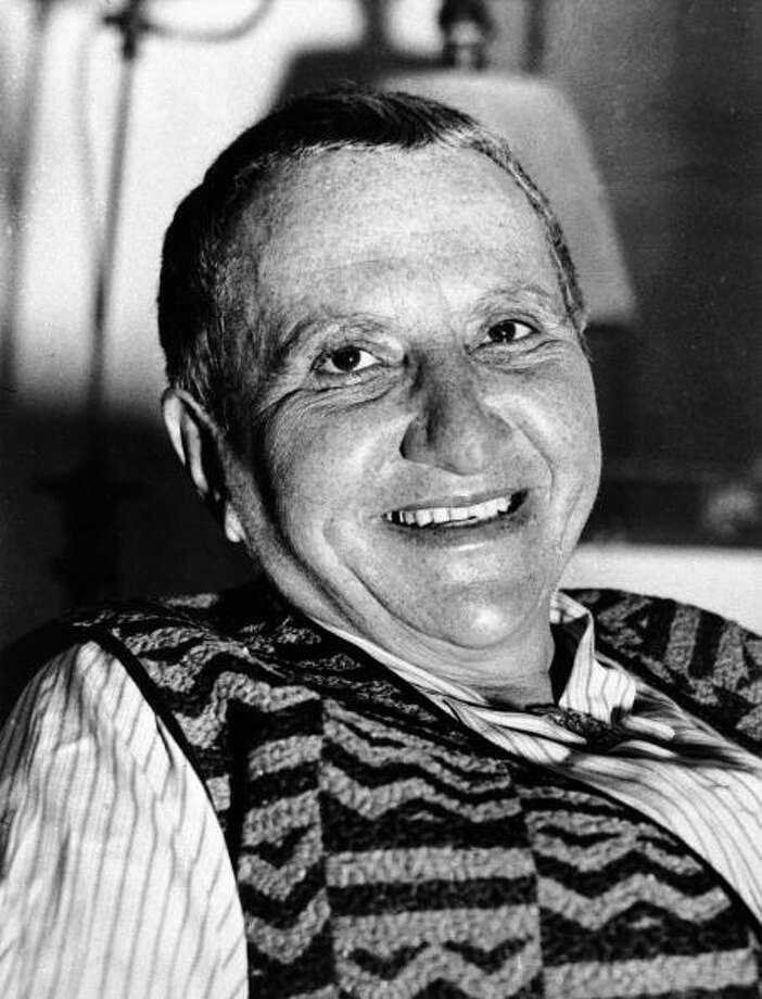 FRANCE - JANUARY 01:  1935 Portrait Of The American Essayist And Novelist Gertrude Stein, Established In Paris Since 1906, The City Which Was Known As The Most Welcoming For Sexual Minorities.  (Photo by Keystone-France/Gamma-Keystone via Getty Images) Photo: Keystone-France, Gamma-Keystone Via Getty Images / 1935 Keystone-France