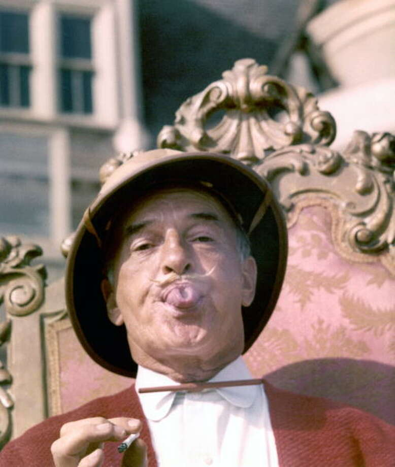 Lord Buckley  -- comedian. Photo: Michael Ochs Archives / Michael Ochs Archives