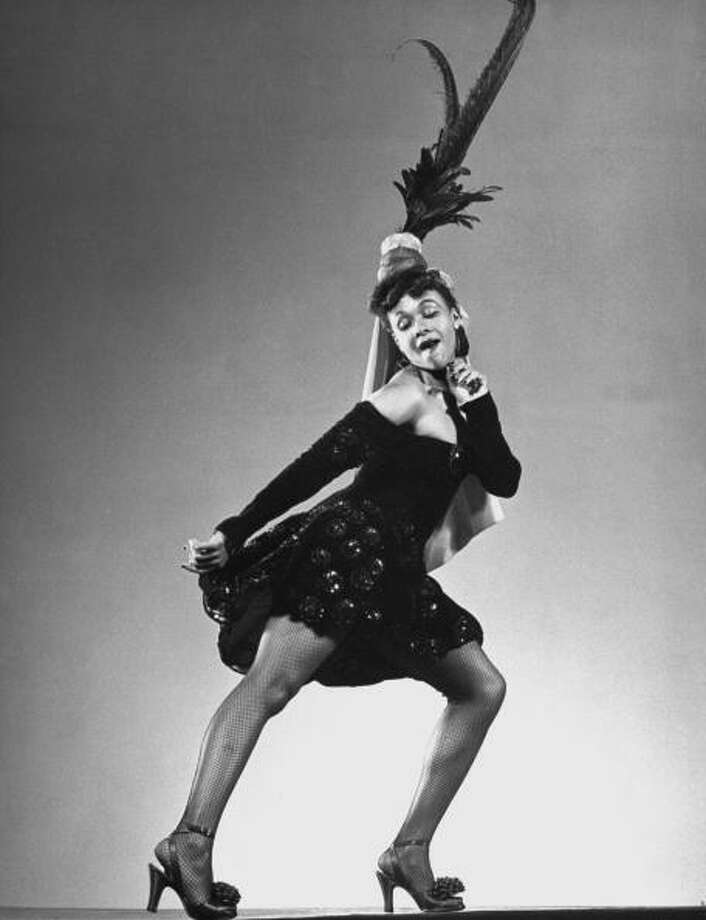 Dancer Katherine Dunham performing. Photo: Gjon Mili, Time & Life Pictures/Getty Image / Time Life Pictures
