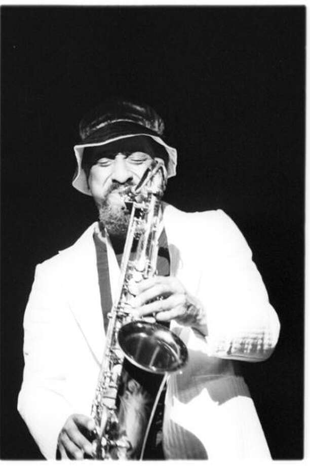 Sonny Rollins Photo: Tom Copi / Michael Ochs Archives