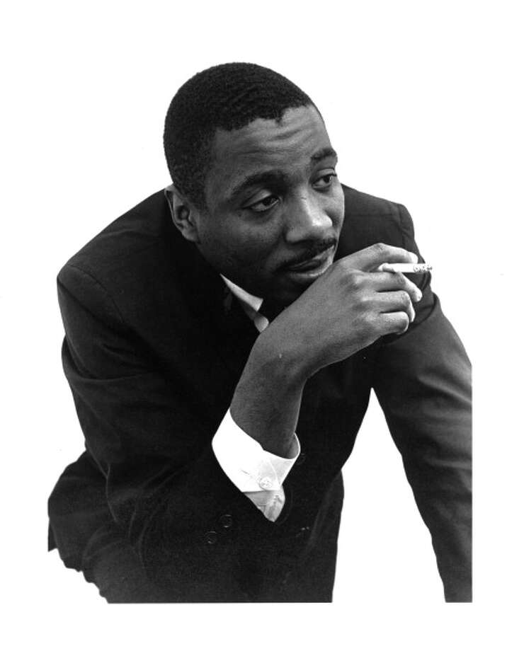 Actor Dick Gregory poses for a portrait in circa 1960. Photo: Michael Ochs Archives, Getty Images / Moviepix
