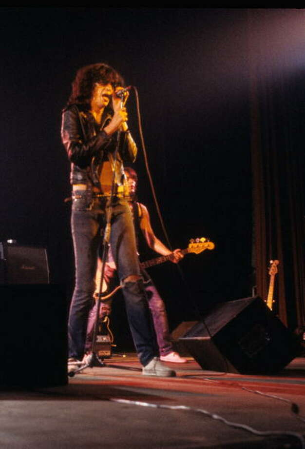 Photo of Joey RAMONE of the Ramones. Photo: Richard E. Aaron, Redferns / Redferns