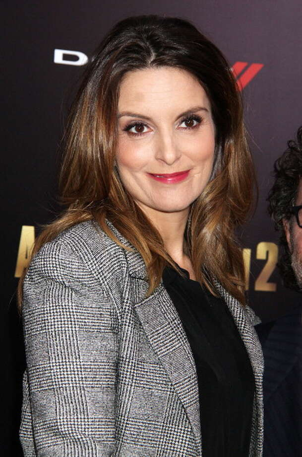 "Tina Fey attends the ""Anchorman 2: The Legend Continues"" U.S. premiere at Beacon Theatre on December 15, 2013 in New York City.  (Photo by Laura Cavanaugh/FilmMagic) Photo: Laura Cavanaugh, FilmMagic / 2013 Laura Cavanaugh"