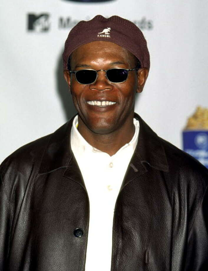 Samuel L. Jackson, actor.  (Photo by Ron Galella/WireImage) Photo: Ron Galella, WireImage / Ron Galella Collection