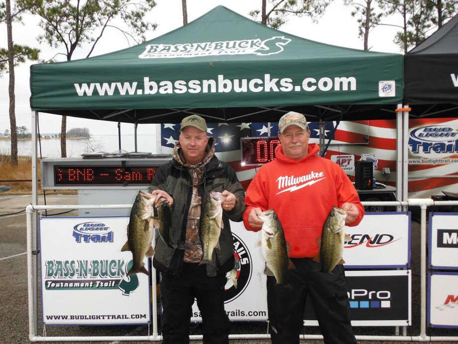 1st Place, $1800, 15.60 pounds, Steven Moorhead & Dan Williamson