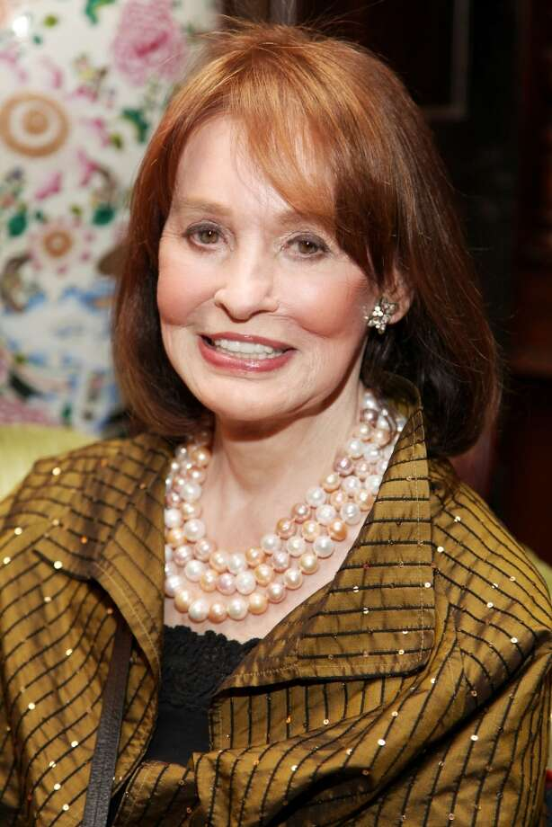 Gloria Vanderbilt attends the The National Arts Club's Literary Committee Honoring Joyce Carol Oates held at The National Arts Club on April 7, 2009 in New York City. Photo: Astrid Stawiarz, Getty Images