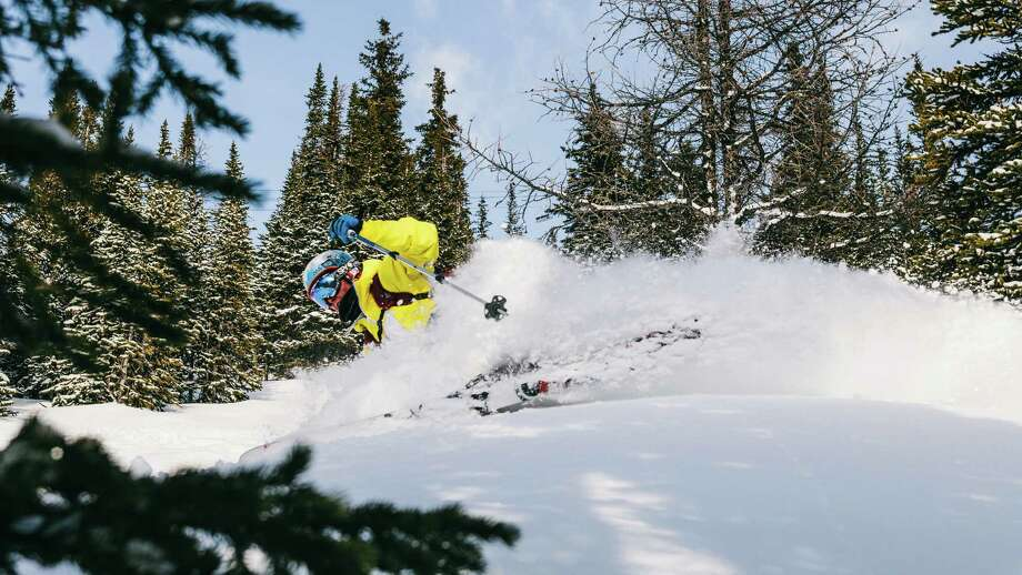 Sunshine Village, near Banff, Canada, is senior-friendly and has a ski-in/out boutique hotel. Photo: Sam Shaw / Louis Hudson