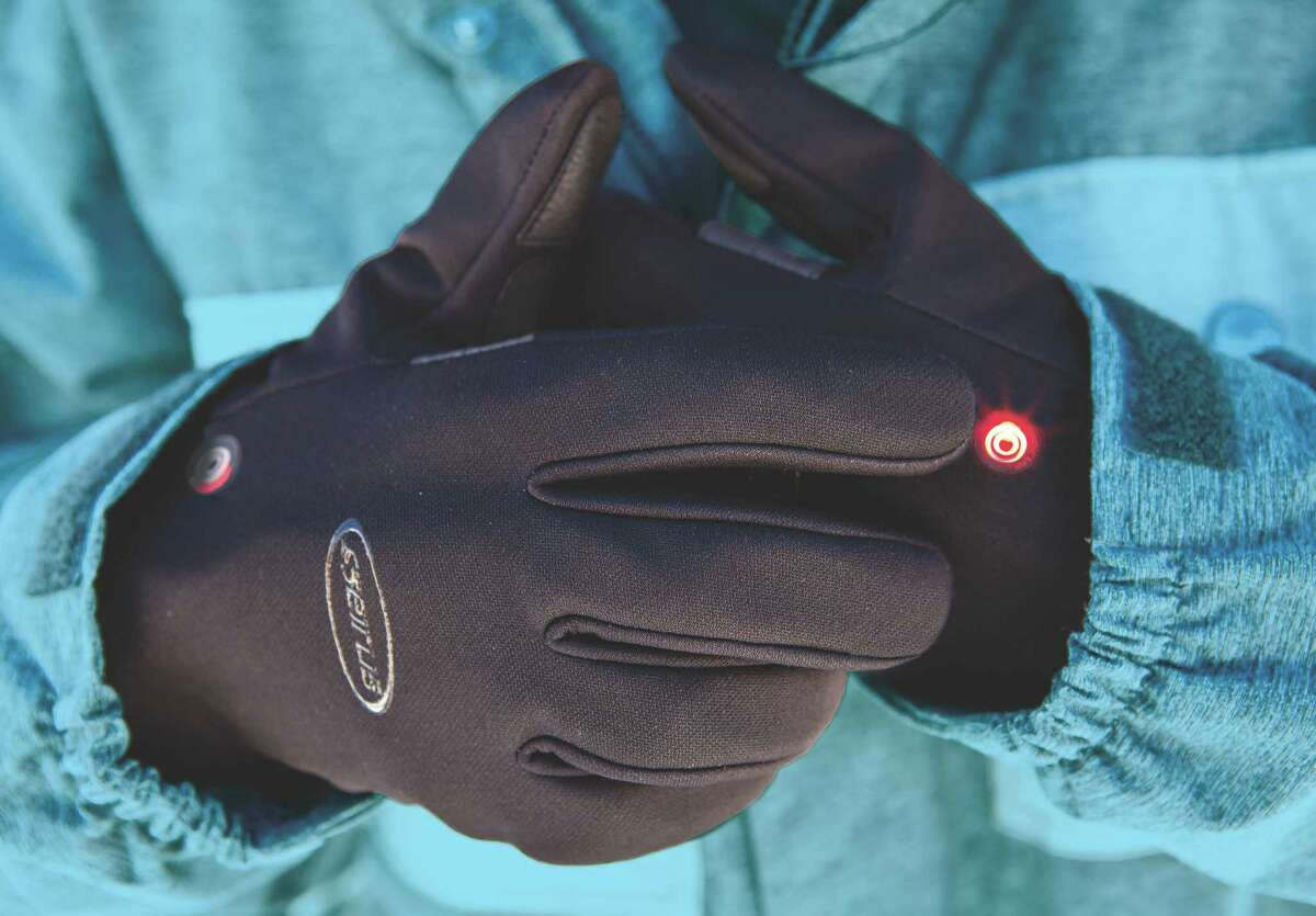 Heated gloves or mitts are a must for serious skiers. With rechargeable batteries, they radiate heat through thin skin on the top of the hand to warm up fingers. Seirus Heat Touch gloves and mitts are operated by a simple push button and the lowest setting keeps them warm all day.