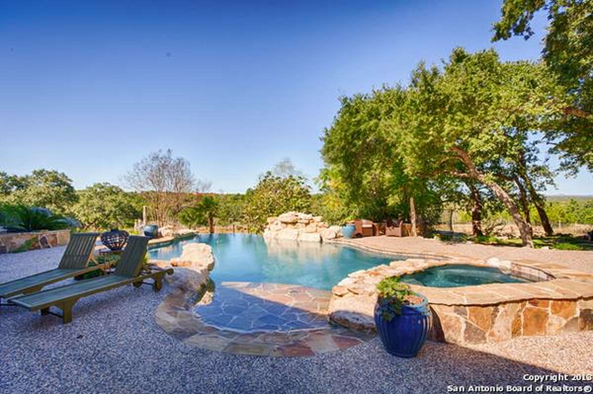 Elegant and privately gated estate set back on five secluded acres. Open floor plan features high ceilings, masterfully designed chef's kitchen, wine grotto, luxurious master suite, spa-like bath, workout room.Asking price: $2,300,000FeaturesBedrooms: 5Full Baths: 5, 2 partial10,196 Sq FtListing: Keller Williams Realty Luxury