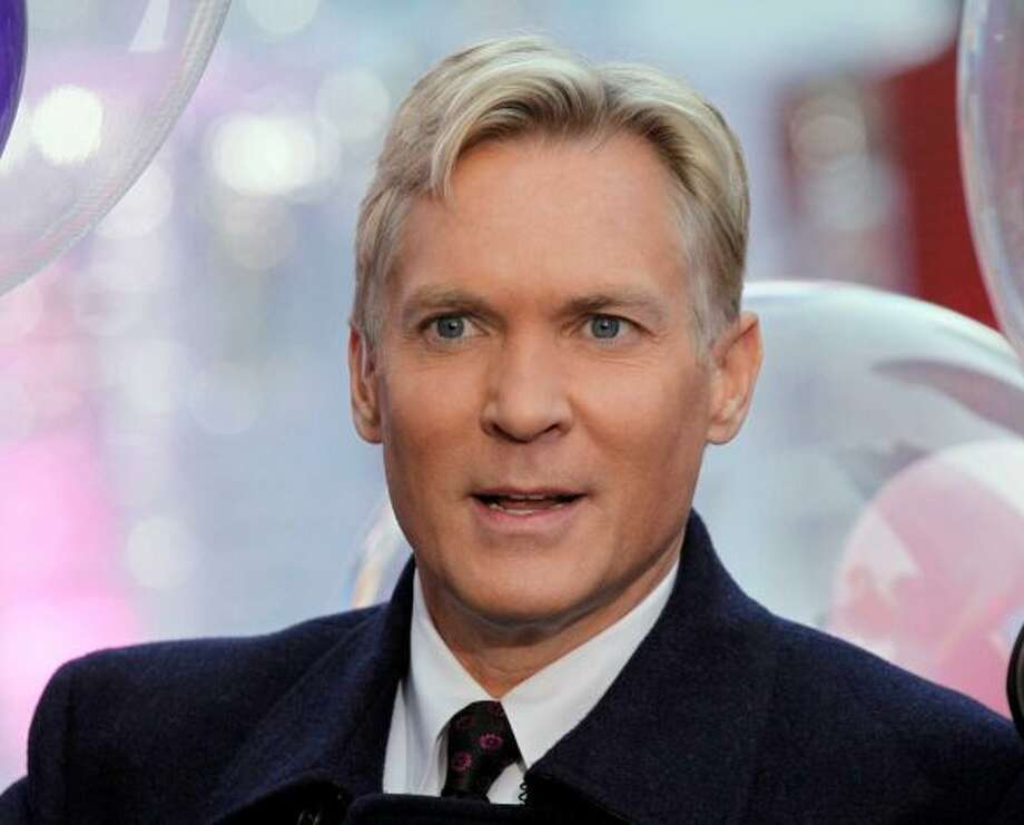Sam Champion, Good Morning America. Score: 25  (Photo: Richard Drew, AP)