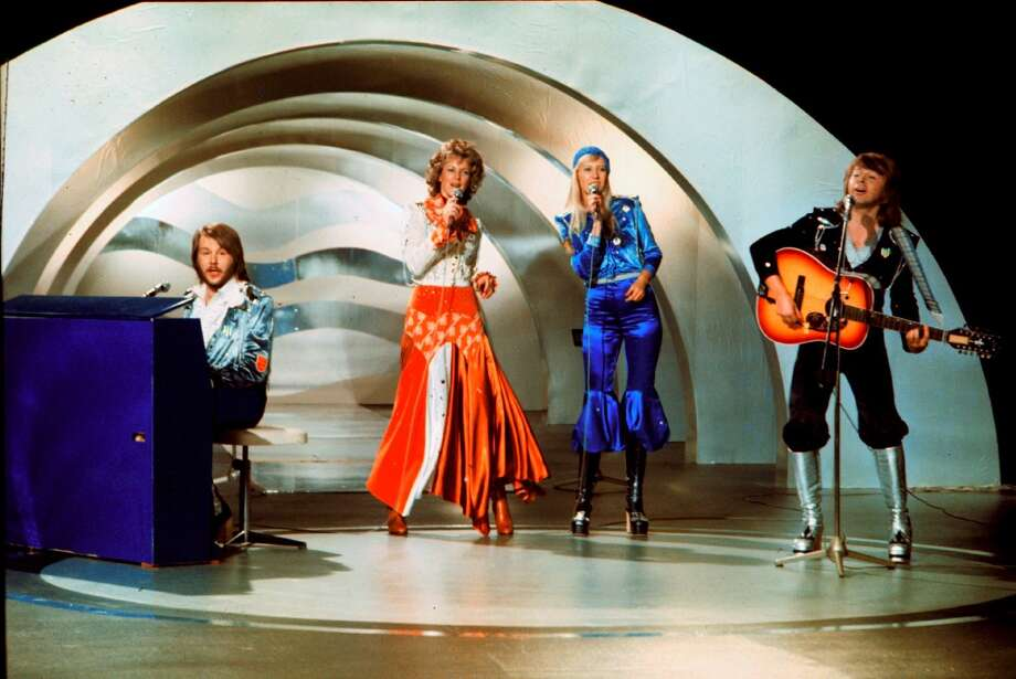 ABBA: Tax deduction. Photo: AFP, AFP/Getty Images