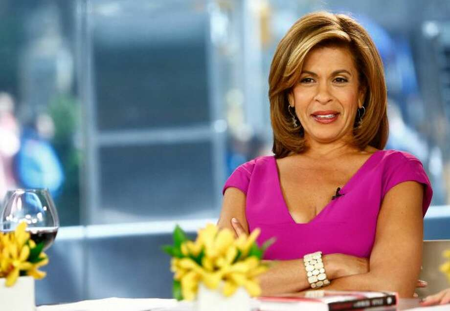 Hoda Kotb, Today Show. Score: 12  (Photo: Peter Kramer / NBC / NBC NewsWire Via Getty Images)