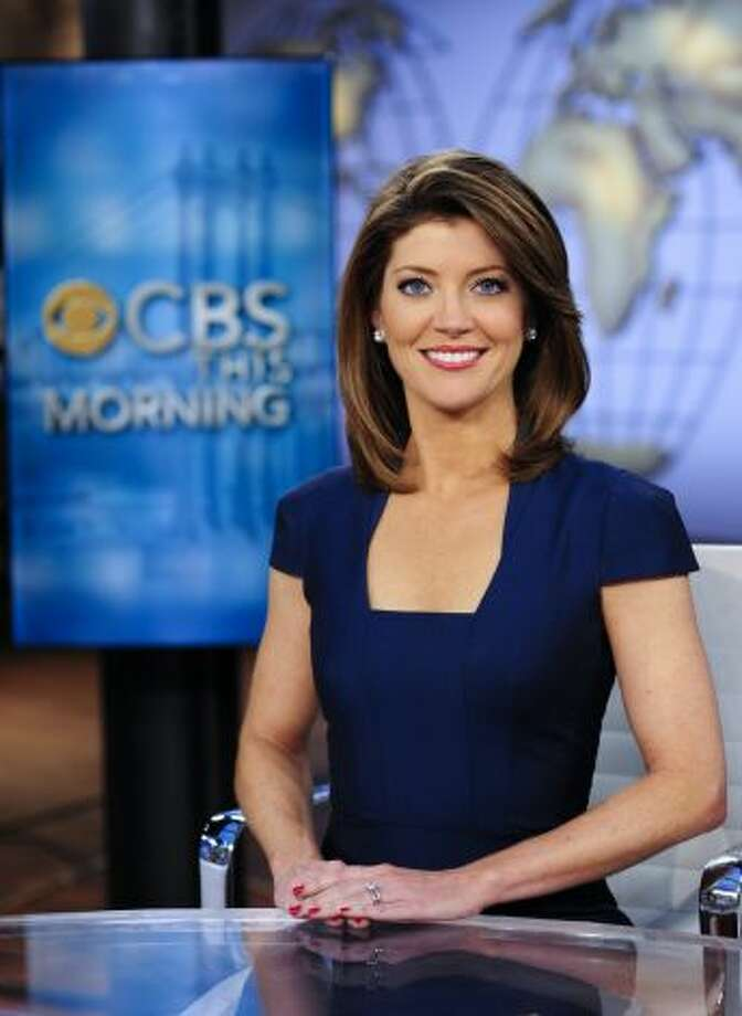 Norah O'Donnell, CBS This Morning. Score: 19