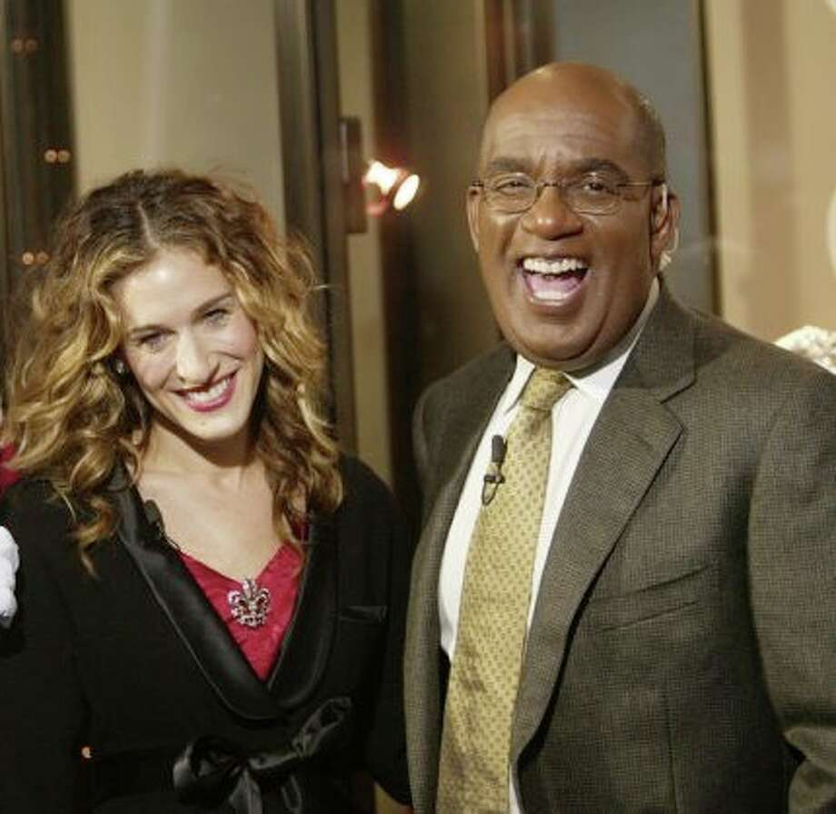 Al Roker, Today Show. Score: 14 (Photo: Evan Agostini, Getty Images)