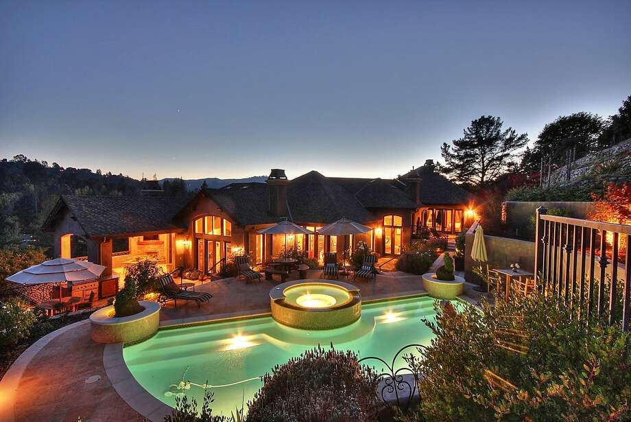 The custom home is available for $6.3 million. Photo: William Botero/blu Photography