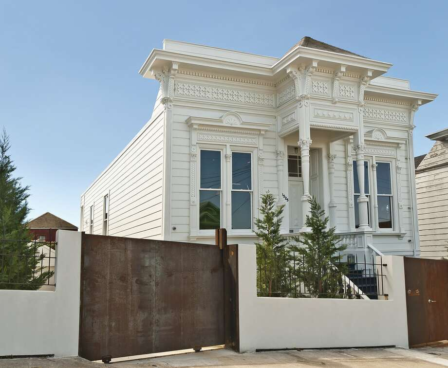 1525 Jerrold Ave., $1.395 million Photo: Olga Soboleva/Vanguard Propertie