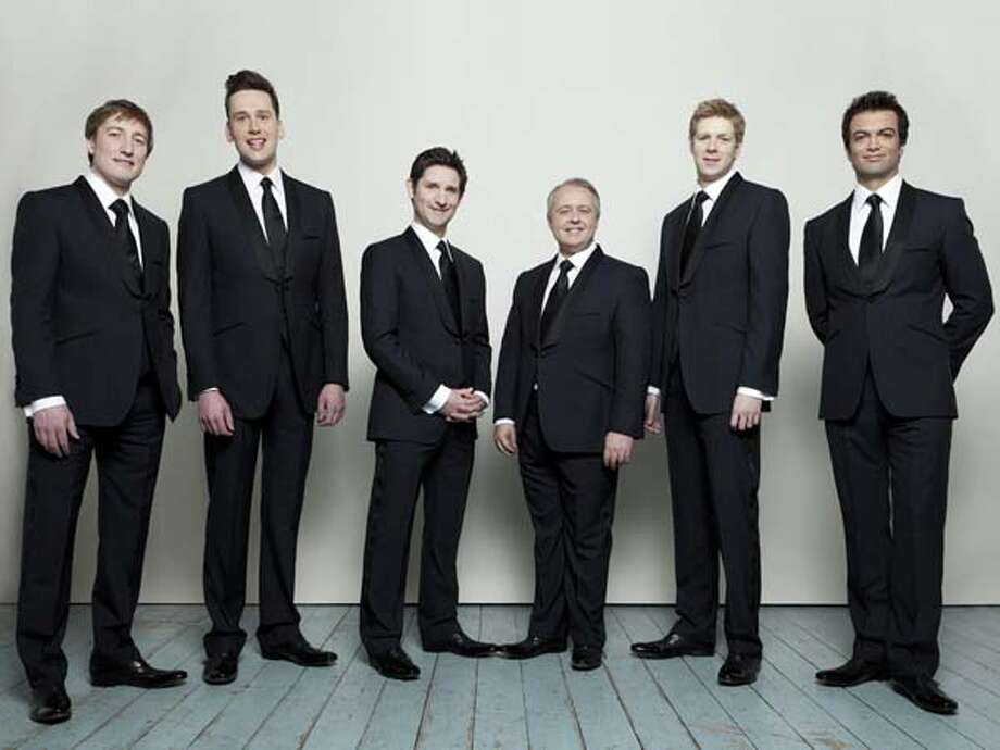 The King's Singers will perform in concert Saturday at Fairfield University's Quick Center. Photo: Contributed Photo / Fairfield Citizen
