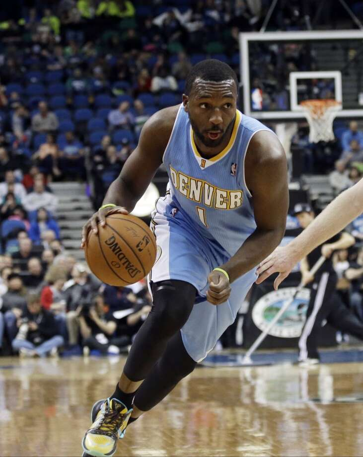 2014 Who the Rockets acquired: Jordan Hamilton. Photo: Jim Mone, Associated Press