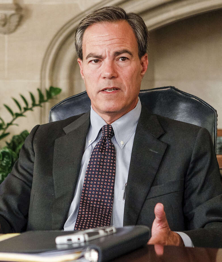 "Texas House Speaker Joe Straus, R-San Antonio, and allies have been targeted by Empower Texans, whose use of ""dark money"" has prompted the speaker to seek a way to inject more transparency into the process. Photo: Juanito M Garza / / Express-News 2013"