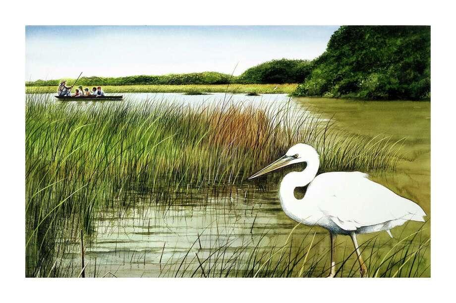 Wendell Minor, Everglades