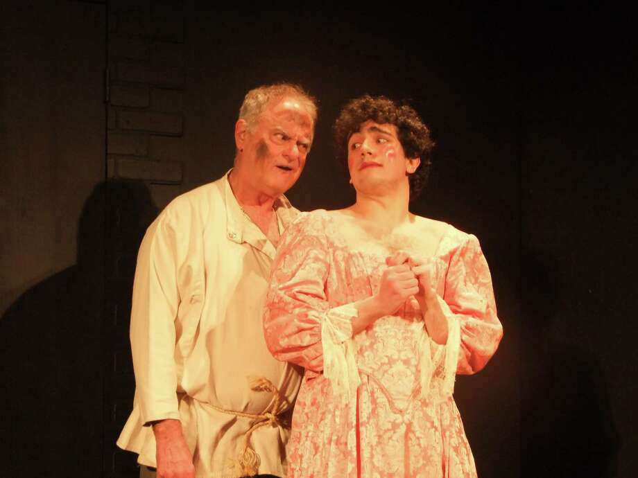 "Production still from ""Figaro,"" being performed at Curtain Call Theatre through March 22. (Peter Max)"