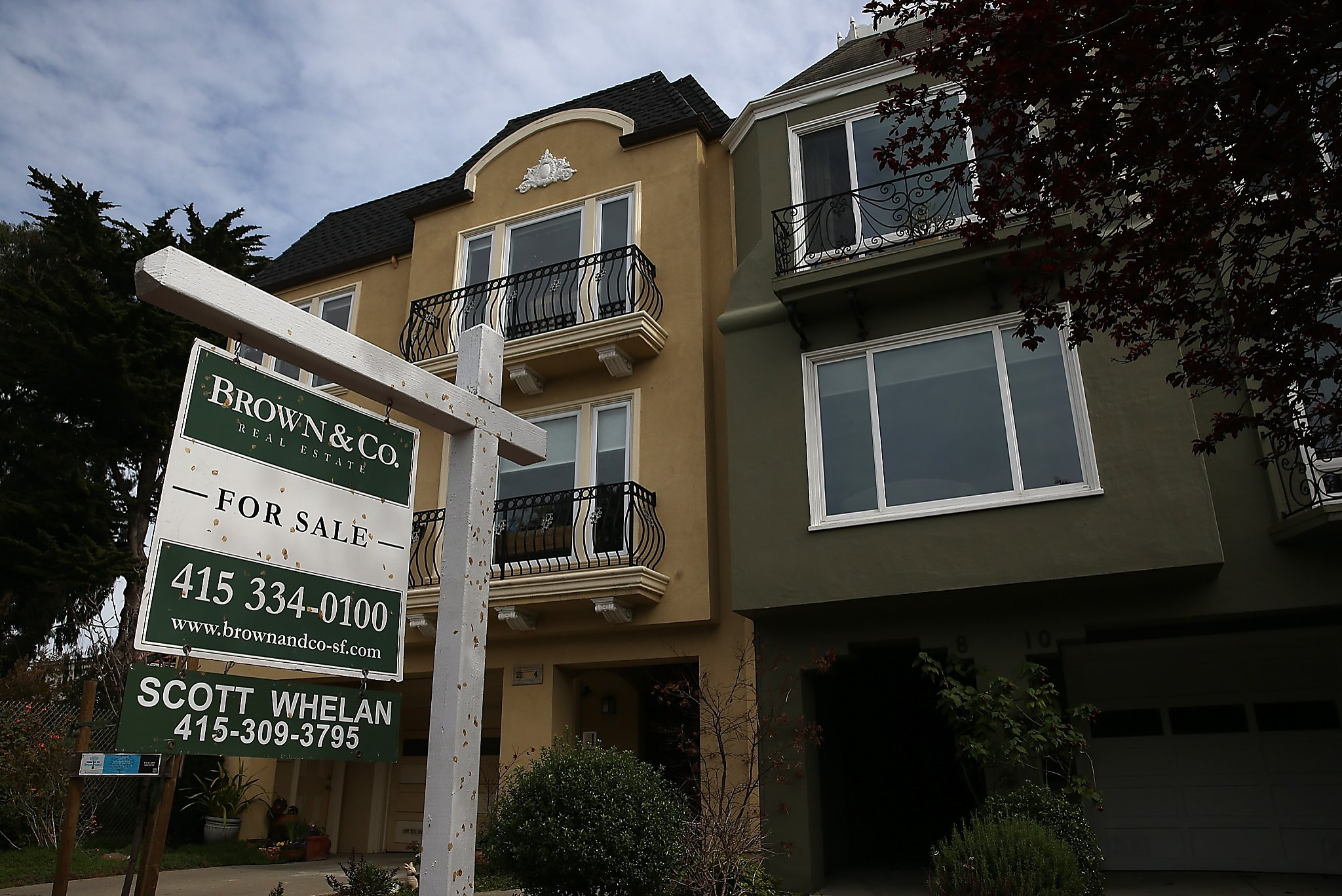 Zero down payment mortgages are back in san francisco sfgate for Home in san francisco