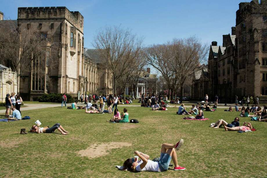 Connecticut colleges and universities ranked by return-on-investment:1. Yale University, New Haven2013 cost: $230,10020 year net ROI: $559,600 Photo: CHRISTOPHER CAPOZZIELLO, NYT / NYTNS