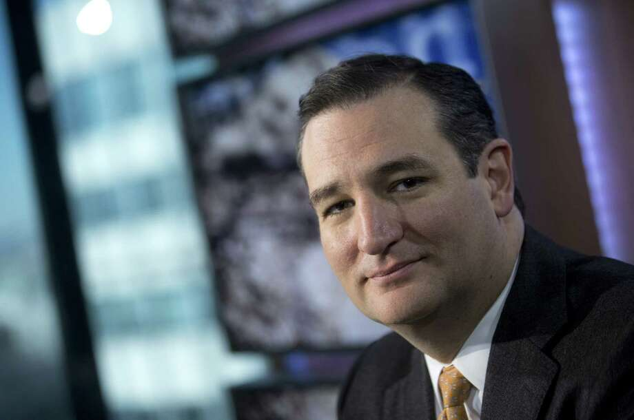 Sen. Ted Cruz seems to have bought into a false dichotomy regarding same-sex unions. / © 2014 Bloomberg Finance LP