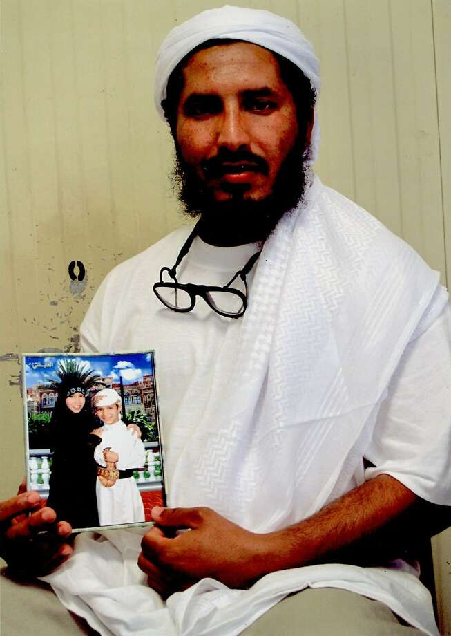 Ahmed al-Darbi has been held at the Guantanamo Bay detention center since 2002. Photo: Anonymous, Associated Press