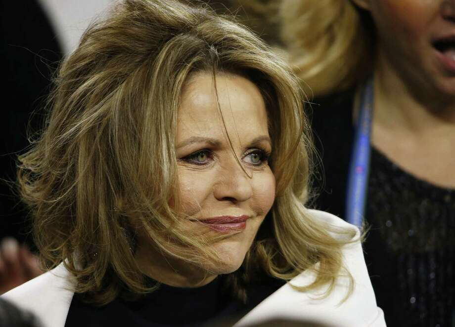 Soprano Renée Fleming garnered worldwide notice with her performance of  the National Anthem. She will open the San Antonio Symphony's 75th  season, and its first at the Tobin Center for the Performing Arts, in a  special concert on Sept. 20. Photo: Getty Images / 2014 Getty Images