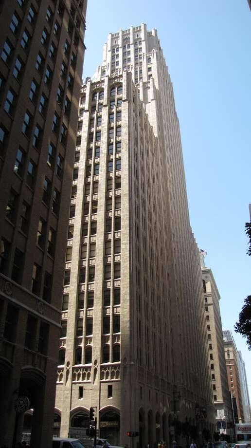 Russ Building (George Kelham, 1927, 235 Montgomery)  Lesson: This city has never been afraid of heights. The 435-foot Russ Building was the tallest thing on the skyline when it opened, and it still puts neighbors in the (figurative) shadows.   Photo: John King, The Chronicle
