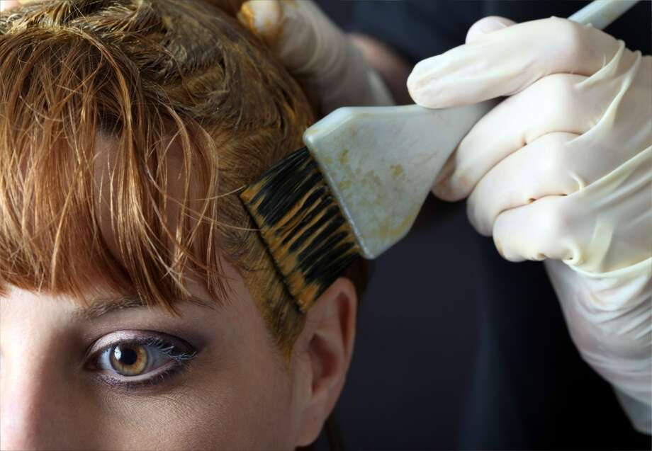 Does hair dye use increase the risk of cancer?There is no convincing scientific evidence that personal hair dye use increases the risk of cancer. Some studies suggest, however, that hairdressers and barbers who are regularly exposed to large quantities of hair dye and other chemical products may have an increased risk of bladder cancer. For more information, see the NCI fact sheet on Hair Dyes and Cancer Risk. Photo: The Power Of Forever Photography, Getty Images