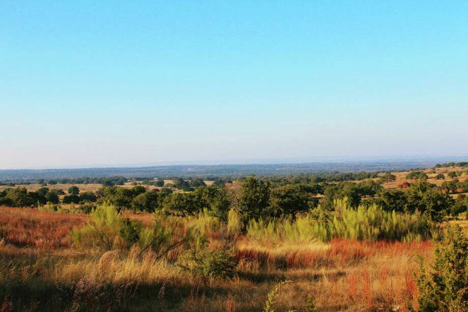 The mountain-top acreage properties at Summit Springs offer Hill Country views.