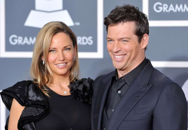 Harry Connick Jr Family 2014 She married musician harry