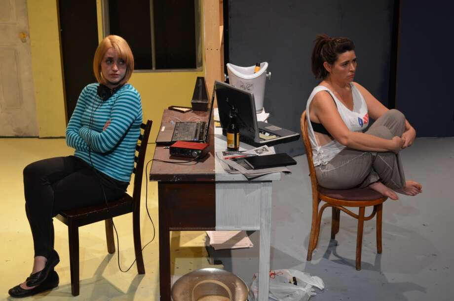 "Closing: ""Portmanteaux."" Through Feb. 22, Overtime Theater. theovertimetheater.org; 210-557-7562. Courtesy photo."