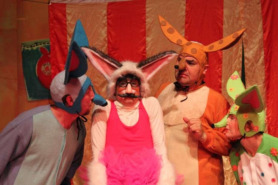 "Closing: ""Skippyjon Jones"". Through Feb. 22, Magik Theatre. magiktheatre.org; 210-227-2751. Courtesy photo."