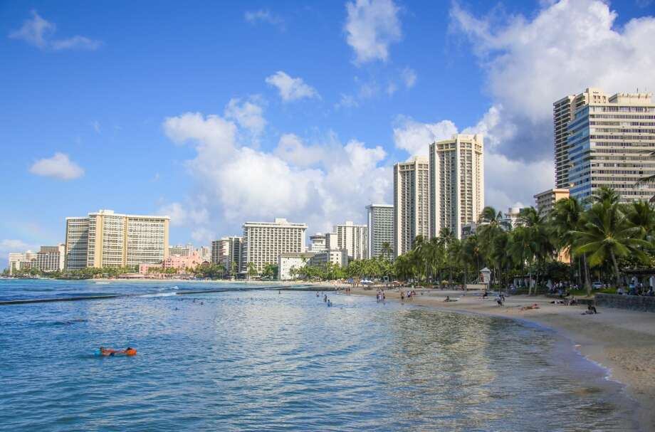 #8 - HawaiiLast Year: 1 Photo: 316347, Getty Images/Flickr RF