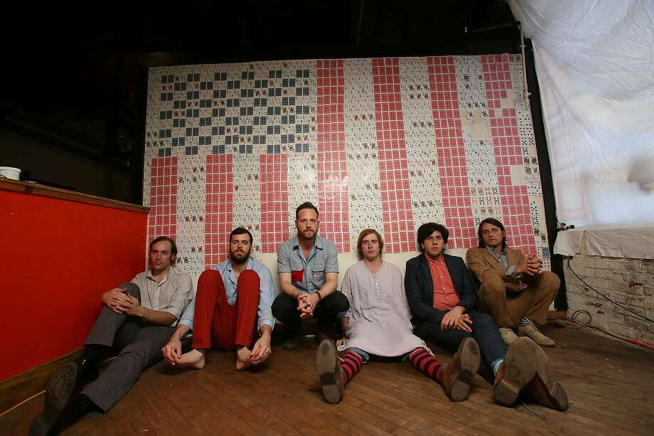 Dr. Dog's future includes a plan to collaborate with Philadelphia's Pig Iron Theatre Company. Photo: Nicky Devine