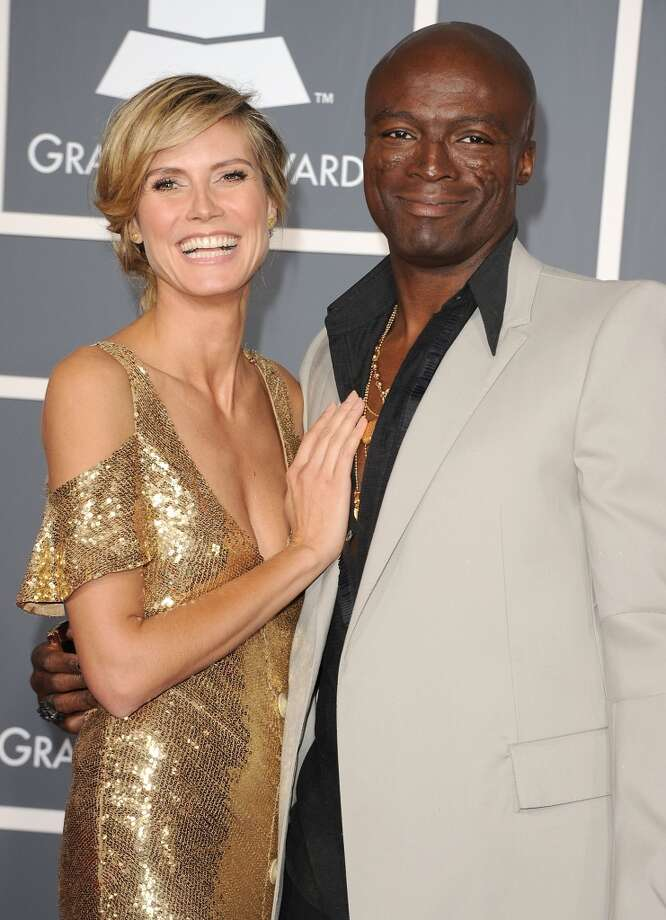 Heidi Klum and Seal: We were all pulling for them. There was just something about the velvet voiced singer and the model that we liked together. Rumor has it the divorced couple got back together through their time spent co-parenting— nothing like togetherness to remind you what you miss—but Seal's rep says it ain't true. Photo: Jason Merritt, Getty Images
