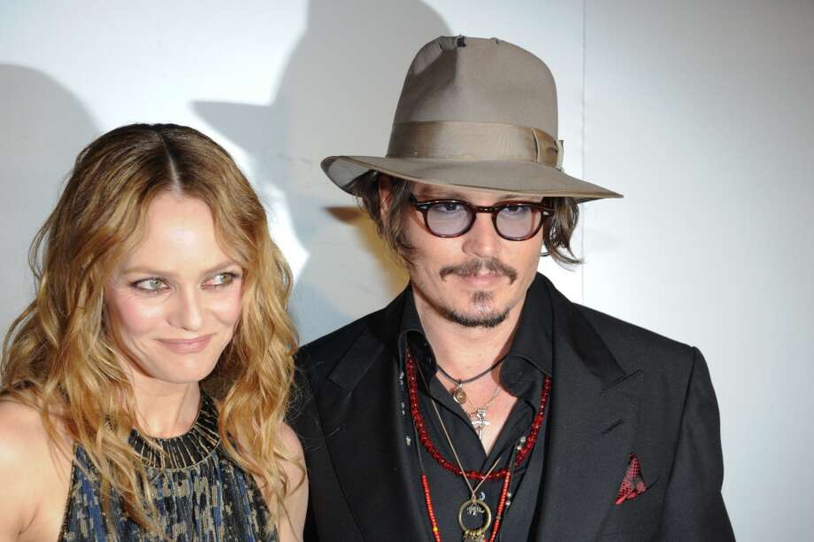 Yes, we know Johnny Depp is now engaged to Amber Heard, but we always had a thing for him with former partner Vanessa Paradis. The couple split after 14 years of unmarried bliss in 2012. We loved the idea of Paradis and Depp as the ultimate haute Boheme couple raising their kids on the beaches of their own island while wearing fun hats. There's still hope for a reconciliation so long as they keep wearing those floppy Borsalinos. Photo: MARTIN BUREAU, AFP/Getty Images