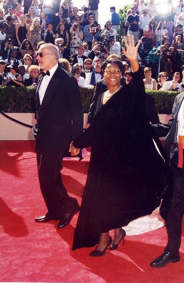"Whoopi Goldberg and Frank Langella always seemed like one of those cool couples it would be fun to hang out with, and since they split in 2001, we're sad we won't have that opportunity. After a few glasses of wine, Whoopi would be open to your suggestion of singing along to the ""Sister Act"" soundtrack, Frank would do his Nixon impression... The comedy and gravitas these two brought to the table was a great combination, sadly no more. Photo: Jeff Kravitz, FilmMagic, Inc"